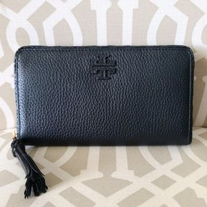 Tory Burch Taylor Continental Zip Wallet NWT